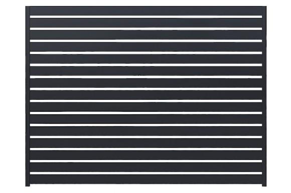 Set Gard Profilat Orizontal