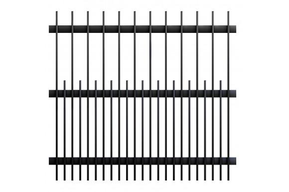 Gard din Ţeavă Profilată DUO