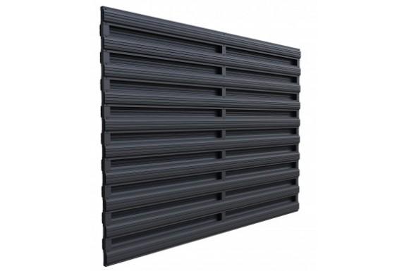 Gard Șipcă Orizontal Bilateral XL-O/23